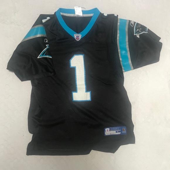 fb927ae1 Carolina Panthers Cam Newton jersey (kids)